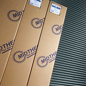 Midtherm Flue systems Boxed Product