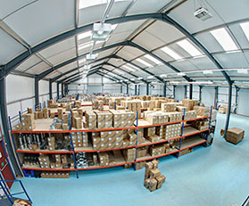 midtherm flue systems new warehouse 2012