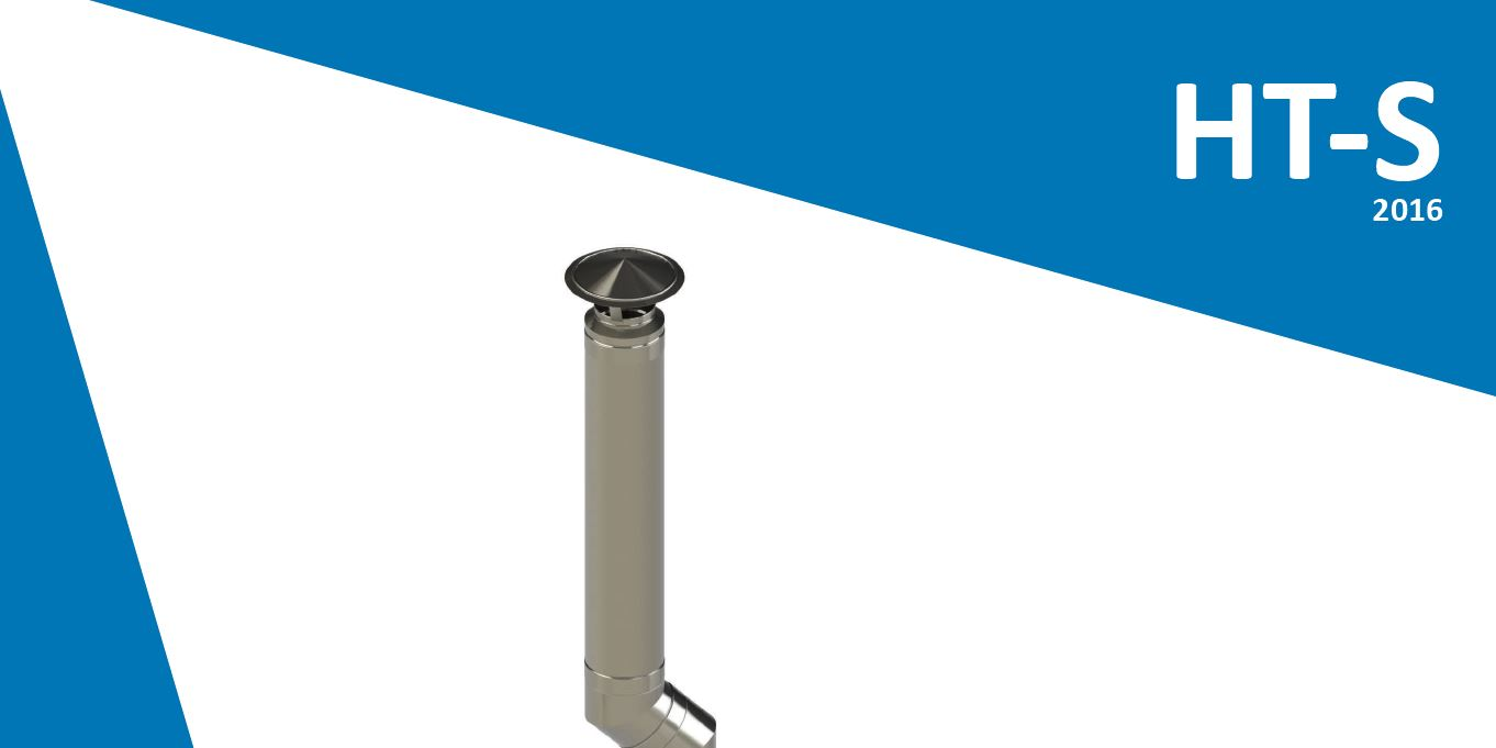 Midtherm Flue Systems 100mm HT-S Twin Wall Now Available